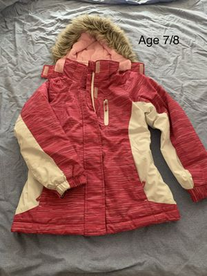 Ski snow jacket boys girls for Sale in Mountain View, CA