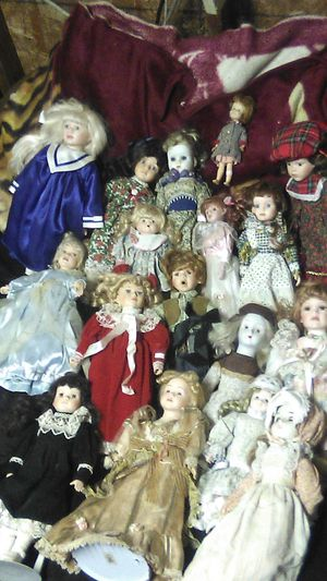 Dolls for Sale in Fresno, CA