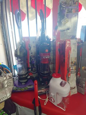 New vacuum stick vacuum starting at $24.99 upright starting at $65 all guaranteed for Sale in Phoenix, AZ