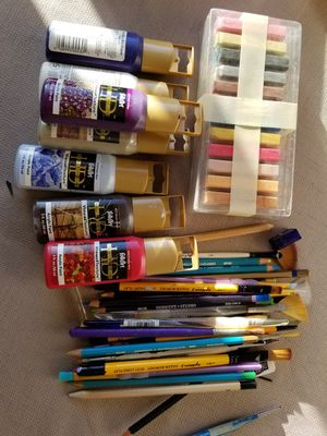 Art supplies for Sale in Red Bluff, CA