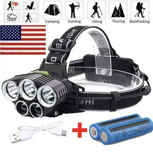 Brand New Rechargeable Led Headlamp for Sale in Phoenix, AZ