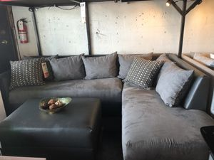 Grey Sectional 💥 for Sale in Miami Springs, FL