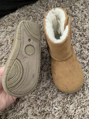 Toddler girl size 5 boots for Sale in Westville, NJ
