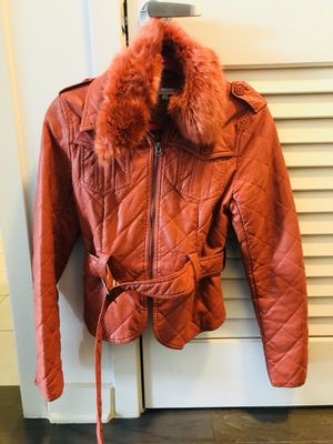 Leather jacket for Sale in Denver, CO