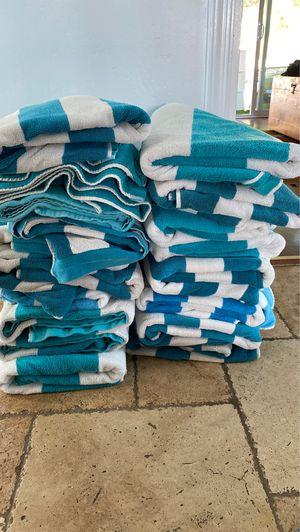 Resort beach towels for Sale in San Diego, CA