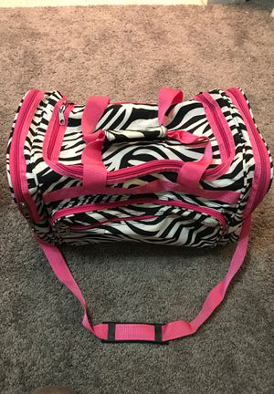 Large Duffle Travel, Gym, Cheer, Gymnastics, or Dance Bag for Sale in Granby, CT