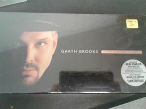 Garth Brooks 6 CD set for Sale in Stockton, CA