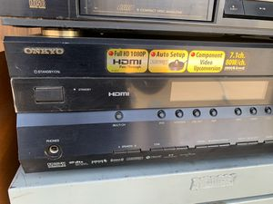 Stereo receiver $$ 70 - $120..... for Sale in Tulare, CA