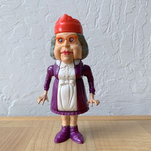 Vintage 80s Ghostbusters Haunted Humans Granny Gross Fright Features Action Figure Toy for Sale in Elizabethtown, PA