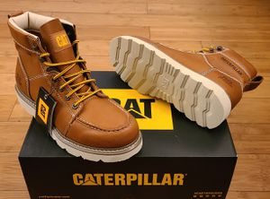 CAT Work Boots size 7,7.5,8 and 11.5 for Men. for Sale in Compton, CA