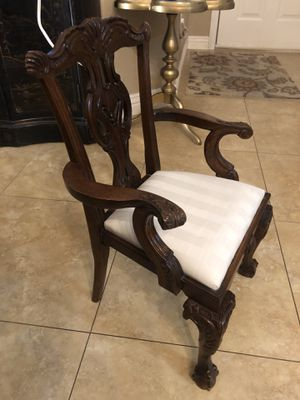 Kids solid wood chair excellent condition for Sale in Henderson, NV