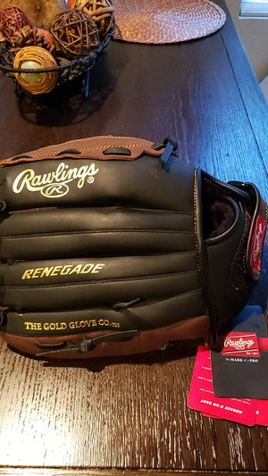 Rawlings Renegade Series Baseball Glove for Sale in Irvine, CA