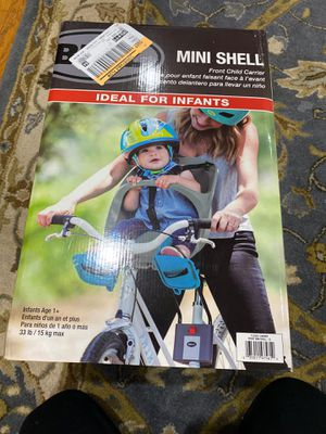 BELL MINI SHELL Front Child Carrier for Sale in Carol Stream, IL
