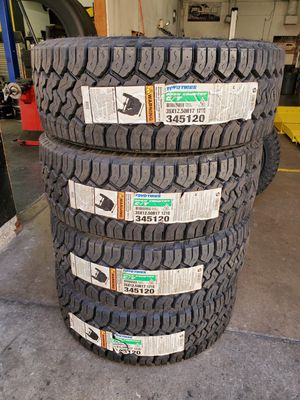 35x12.50 R17 Toyo CT Open Country tires for Sale in Orange, CA