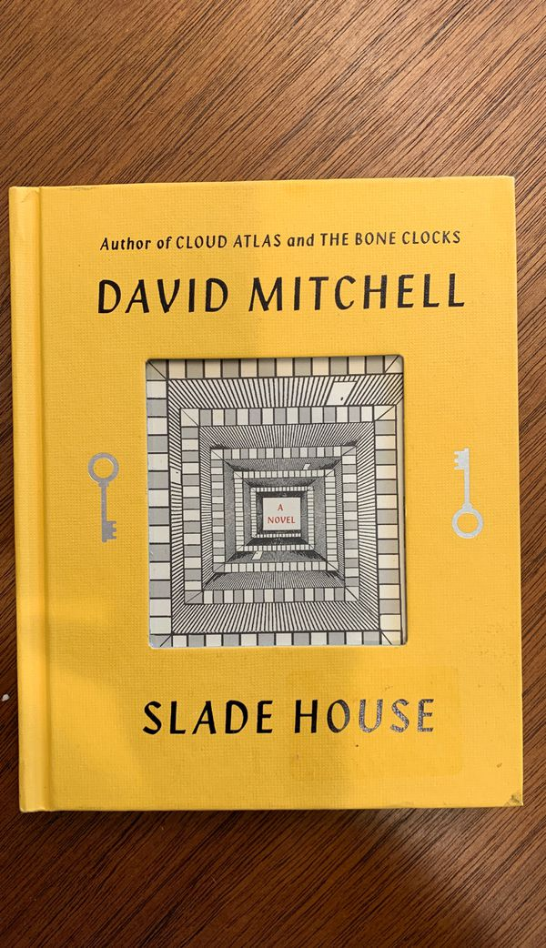 Slade House Hard Cover Novel by David Mitchell; great condition