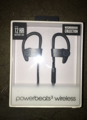 Powerbeats 3 wireless for Sale in Minneapolis, MN