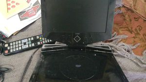 Coby portable dvd player for Sale in Bronx, NY