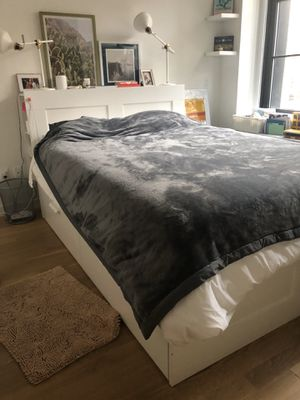 IKEA QUEEN BED for Sale in Brooklyn, NY