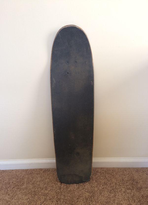 Shaped Bacon Skateboard