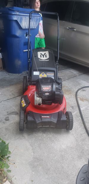 Yard Machine lawn for Sale in Land O Lakes, FL