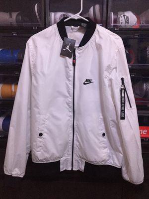 Nike Jordan 4 Retro White Cement 2016 Jacket Promo Sample Unreleased Size Medium for Sale in Anderson, SC