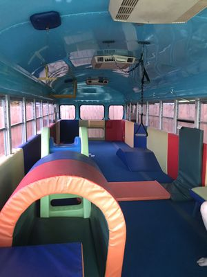 Gymnastics Pads , Bus Full for Sale in Beaumont, TX