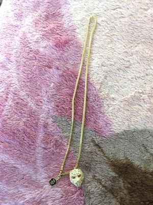 Gold plated chain from zumiez for Sale in Morgan Hill, CA