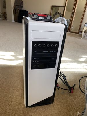 Custom built computer liquid cooled for Sale in Fort Worth, TX