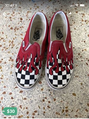 Vans size 5.5 men's 6.5 women for Sale in Miami, FL