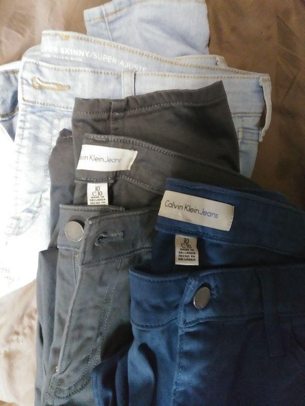 Women's size 10 jeans