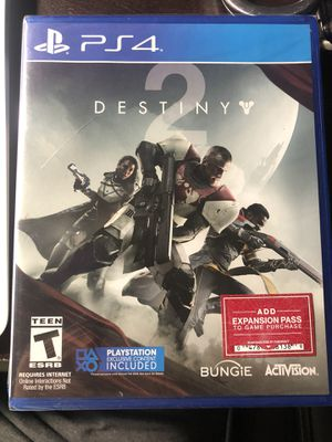 Destiny 2 PS4 for Sale in Los Angeles, CA
