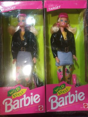 Wild style barbie for Sale in Minneapolis, MN
