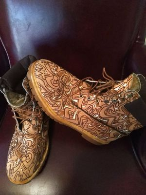 Men's Timberland boots sz 13 for Sale in Rustburg, VA