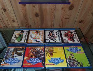 Yu Yu Hakusho Digimon Tri Anime Blu Ray for Sale in Irving, TX