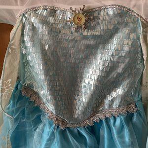 Frozen Dress Elsa for Sale in Los Angeles, CA