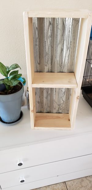 "Farmhouse real shelf small 28"" high by 11"" w for Sale in Henderson, NV"