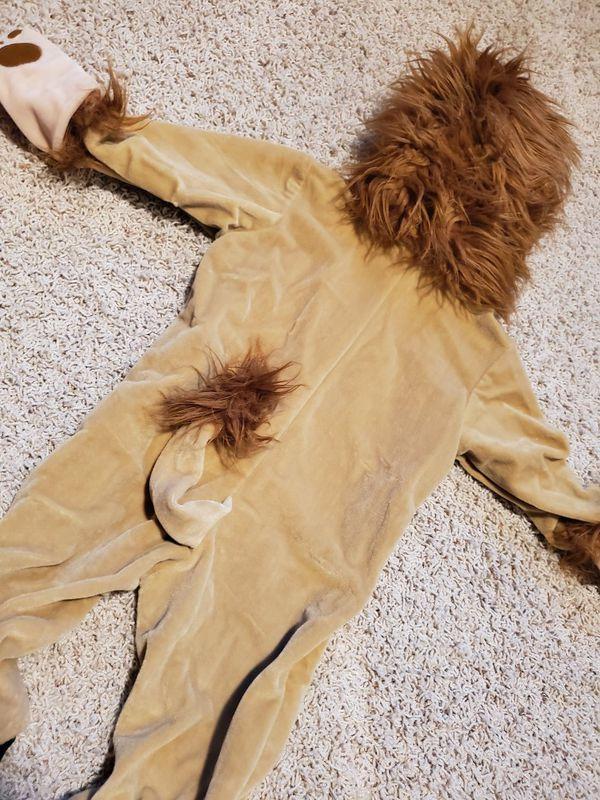 Lion Costume/ Onesie