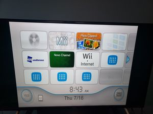 Wii that plays gamecube games for Sale in Waterford Township, MI