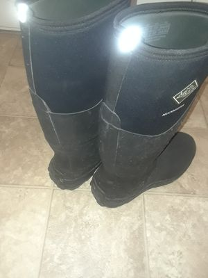 Work or swamp boots for Sale in McDonough, GA