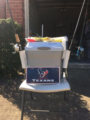 RubberMade Fishing Ice Chest Beer Cooler for Sale in Houston, TX