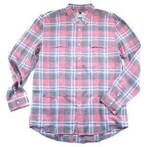 Topman Red Plaid Flannel Shirt for Sale in Sacramento, CA