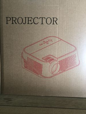 Brand new projector for Sale in Park Ridge, IL
