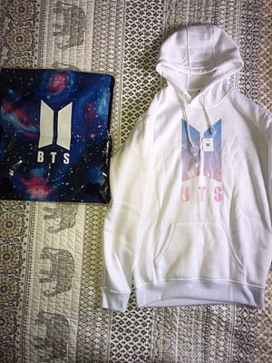 BTS women's Hoodie and backpack for Sale in Denton, TX