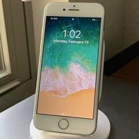 Unlocked Apple iPhone 8 Silver 64 GB- In An Excellent Condition for Sale in Renton,  WA