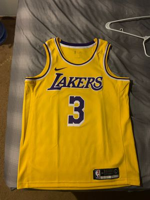 Anthony Davis Lakers Jersey Size Medium for Sale in Bremerton, WA