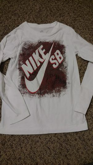 Nike long sleeve shirt size 10/12 for Sale in Tolleson, AZ