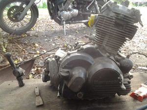 Kawasaki 250cc motor for motorcycle for Sale in Gibsonton, FL