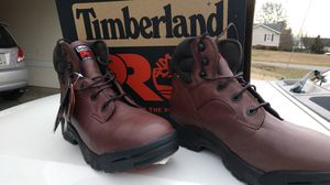 Timberland Work boots Stl Toe for Sale in Lyman, SC