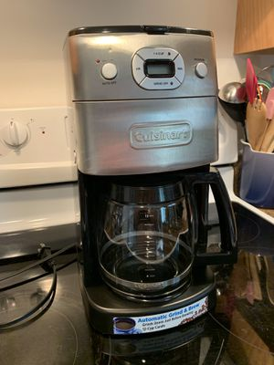 Cuisinart Coffee maker for Sale in Parma, OH