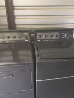 Kenmore Elite Washer And Dryer Set for Sale in Pico Rivera,  CA